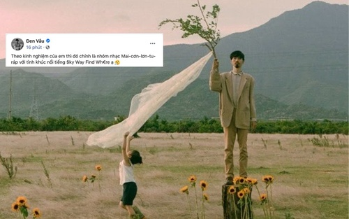 'Trốn tìm' xuất hiện trên 'Ai là triệu phú', Đen Vâu đưa ra lời giải khiến fan 'cũng chịu thua'