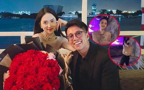Matt Liu ngầm xác nhận vẫn mặn nồng, Hương Giang liền lộ clip quẩy 'lúc đi hết mình lúc về hết buồn'?