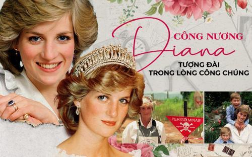 12 lý do công chúng vẫn mãi mê đắm Công nương Diana