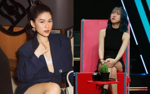 'Cháu gái Đàm Vĩnh Hưng' lên tiếng bênh vực nữ chính show hẹn hò