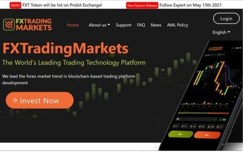 Lion Group thông báo đóng cửa sàn giao dịch FXTradingmarkets