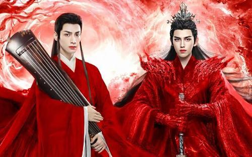 Lộ cảnh bái đường của La Vân Hi và Trần Phi Vũ trong 'Hạo y hành', netizen: Ủa rồi khi nào chiếu?