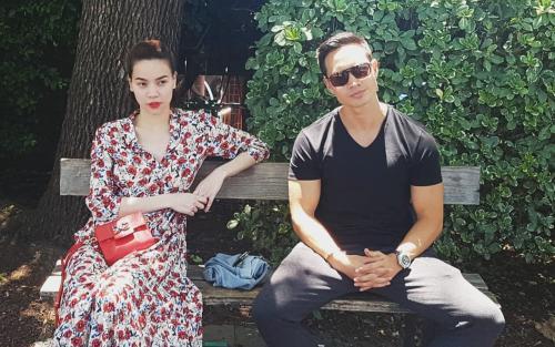 Vừa kỉ niệm 4 năm hạnh phúc, Kim Lý - Hồ Ngọc Hà bị bạn thân đăng ảnh thuở 'cưa cẩm'
