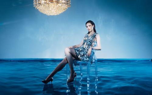 Lưu Hiền Trinh khoe nhan sắc cuốn hút trong bộ ảnh thời trang mới