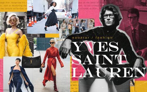 7 phát ngôn thời trang bất hủ dành cho phái đẹp của Yves Saint Laurent
