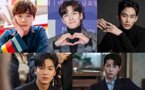 10 sao nam Hàn Quốc có mức cát sê 'khủng' nhất: Song Joong Ki đứng cuối bảng, Lee Min Ho chỉ đứng thứ 4
