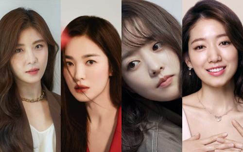 10 nữ diễn viên Hàn Quốc có mức cát sê cao nhất: Song Hye Kyo, 'mợ chảnh' Ji Hyun vẫn đứng sau người này