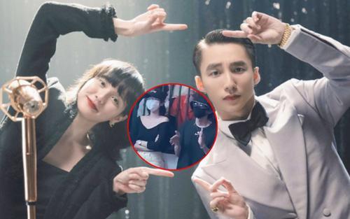 Hóa ra sau drama 'trà xanh', Hải Tú đã từng lộ diện cùng Kay Trần thầm lặng cổ vũ Sơn Tùng biểu diễn?