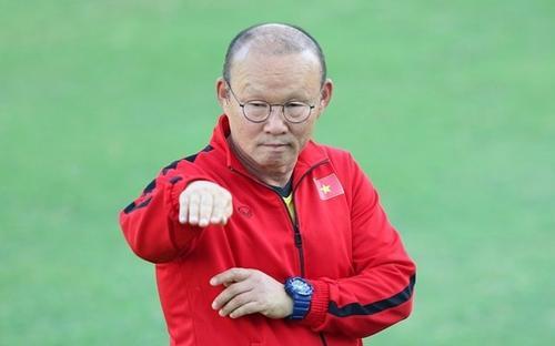 HLV Park Hang Seo: Nếu gặp Hàn Quốc, tôi vẫn làm hết sức vì Việt Nam