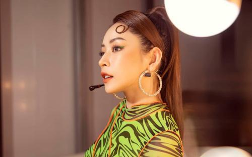 Chi Pu bỗng mê tít ca khúc tiếng Anh trên Tik Tok, chuẩn bị chuyển hệ cover nhạc nước ngoài?