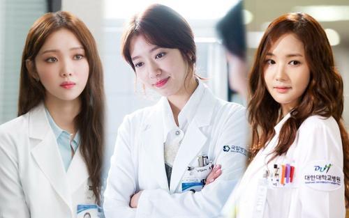 Top 10 nữ bác sĩ xinh đẹp nhất trên phim Hàn (P1): Park Shin Hye hóa chị đại, Lee Sung Kyung đẹp xuất sắc