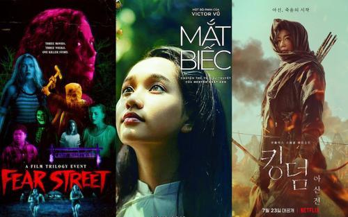Phim Netflix tháng 7: Lót dép hóng màn tái xuất của 'mợ chảnh' Jun Ji Hyun trong ngoại truyện 'Kingdom'
