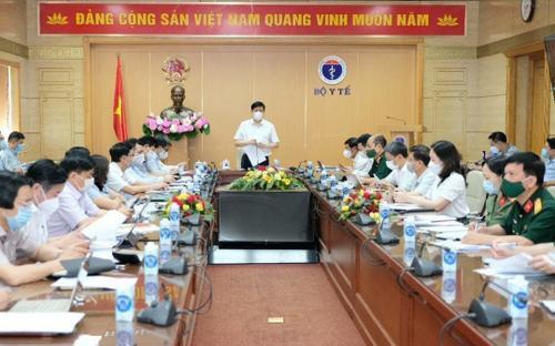Bộ Trưởng Bộ Y tế: Sẽ có 8 triệu liều vắc xin dự kiến về Việt Nam trong tháng 7/2021