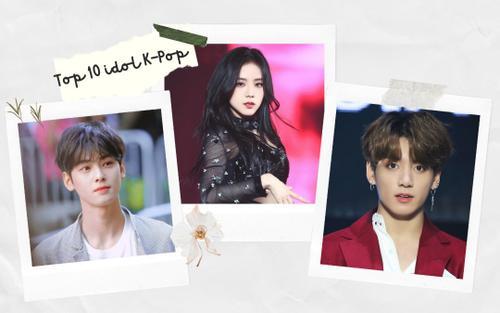 Mãn nhãn với vẻ đẹp của 10 idol K-Pop có 'nhan sắc huyền thoại'