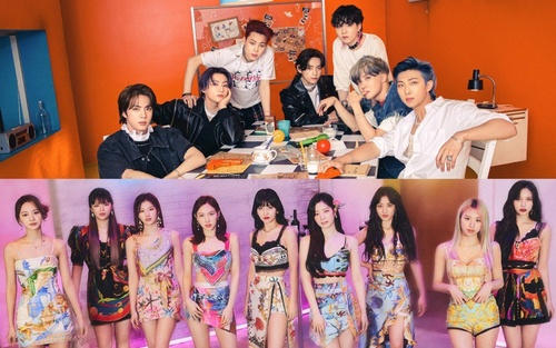 Điểm danh những nhóm nhạc K-Pop nổi tiếng nhất tại Nhật Bản: BTS và TWICE thống trị