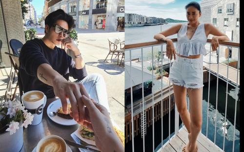 Huy Trần đăng ảnh ở Na Uy cùng Ngô Thanh Vân, netizen hẹn ngày ăn cưới cặp đôi?