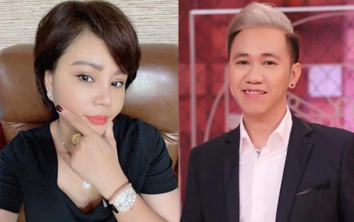 Ngồi ăn với Anh Đức, Lê Giang bị netizen 'xỉa xói' chuyện từ thiện và gay gắt đáp: 'Em câm miệng lại đi'