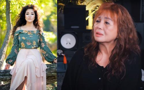 Được mẹ Kim Ngân bênh vực, nghệ sĩ Thúy Nga liền đăng đàn tự trấn an