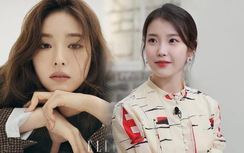 Shin Se Kyung chia tay công ty cô đã từng gắn bó 19 năm chuyển sang đầu quân chung công ty với IU