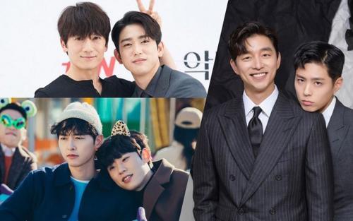 3 cặp đôi nam thần Hàn Quốc khiến fan bấn loạn trong năm 2021: Trùm cuối không bao giờ gây thất vọng