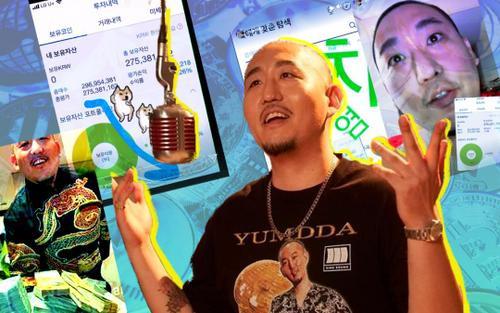 Đầu tư 6 tỷ đồng vào tiền ảo, nam rapper Hàn Quốc nhận cái kết đắng