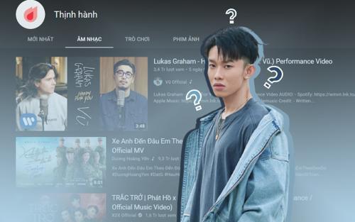 MV Nắm đôi bàn tay của Kay Trần mất hút không dấu vết trên top trending âm nhạc Youtube