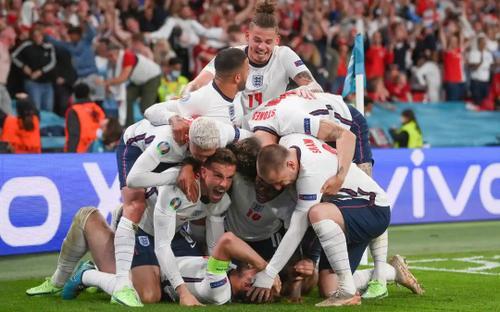 Anh loại Đan Mạch vào chung kết EURO 2020: Wembley mở hội trong ngày lịch sử