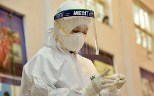 Hà Nội: Thêm một trường hợp F1 dương tính với SARS-CoV-2 tại Mỹ Đức