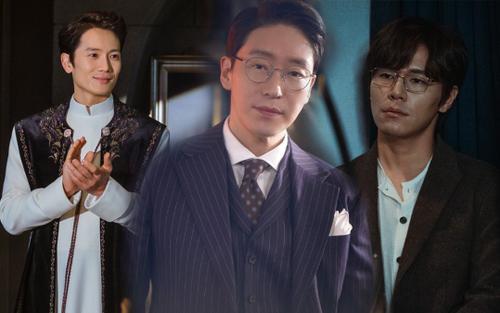 Khi hội 'bad boy' lộng hành trên phim Hàn năm 2021: Kẻ hóa sát nhân, người chuyên lừa tình