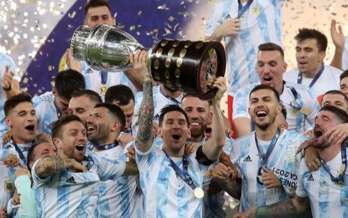 Quế Ngọc Hải: Thật vui khi Messi đã có danh hiệu lớn