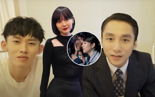 Dân tình rần rần khi Hải Tú xuất hiện tại hậu trường MV mới của Kay Trần, đến cổ vũ 'chủ tịch' Sơn Tùng?