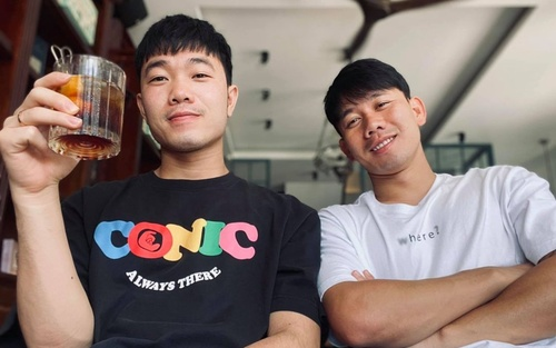Cầu thủ Lương Xuân Trường bất ngờ lập lời thề khi đi cà phê với tiền vệ Minh Vương