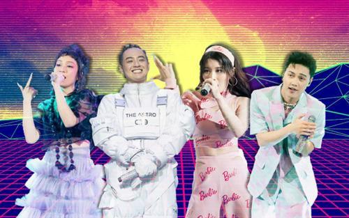 Những sáng tác mới toanh 'làm mưa làm gió' tại The Heroes khiến fan 'yêu ngay từ lần nghe đầu tiên'