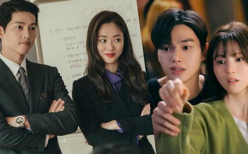 3 cặp đôi Hàn Quốc dính nghi án 'phim giả tình thật' trong năm nay: Song Kang và Han So Hee khó chối cãi