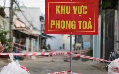 TP.HCM phong toả 4 khu phố gần 10.000 dân do có nguy cơ lây nhiễm COVID-19 cao
