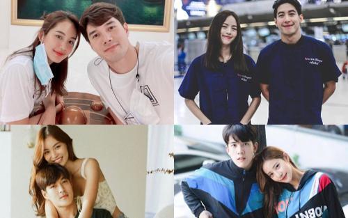10 cặp sao Thái Lan tuổi teen đình đám nhất hiện nay