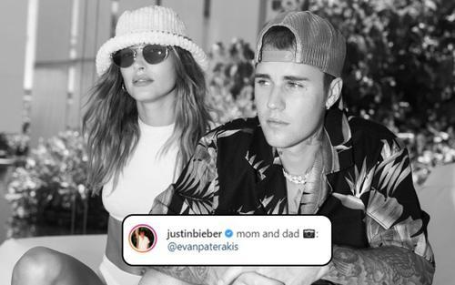 Rộ tin đồn vợ Justin Bieber mang thai chỉ vì 1 bức ảnh