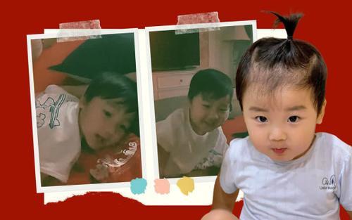 Hòa Minzy vỡ òa hạnh phúc vì câu nói đầy ấm lòng của bé Bo