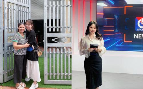 Huỳnh Anh làm MC thể thao, gia đình Quang Hải liền có phản ứng bất ngờ