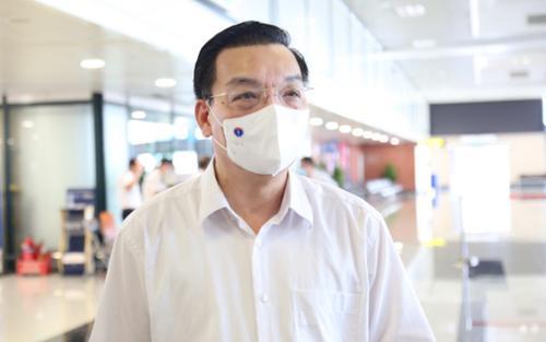 Từ 0h ngày 22/7, Hà Nội cách ly tập trung toàn bộ người về từ địa phương có dịch đang giãn cách xã hội