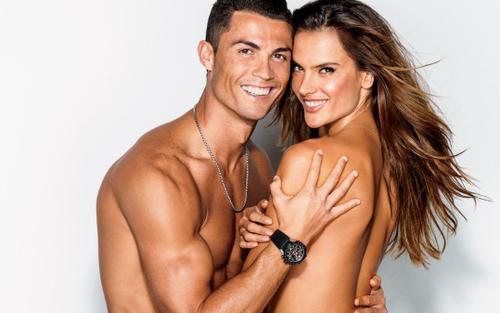 Khám phá cuộc sống như mơ của Ronaldo