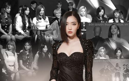Netizen bỗng tranh cãi gay gắt thái độ của idol Kpop với màn trình diễn của Bích Phương tại AAA 2019