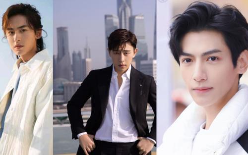 Ba diễn viên CPop được khen hát tốt gọi tên Trương Triết Hạn, Đặng Luân và La Vân Hi
