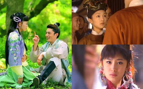 6 cảnh 'mắt đối mắt' kinh điển trên màn ảnh Hoa ngữ: Dương Mịch - Châu Tấn đều có tên
