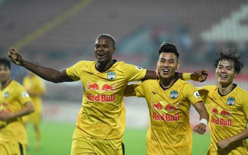 Bình Dương đề xuất trao chức vô địch V-League cho HAGL