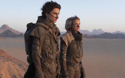 Timothée Chalamet 'lột xác' đầy ngoạn mục bên cạnh dàn sao Hollywood khủng trong phim 'Dune'