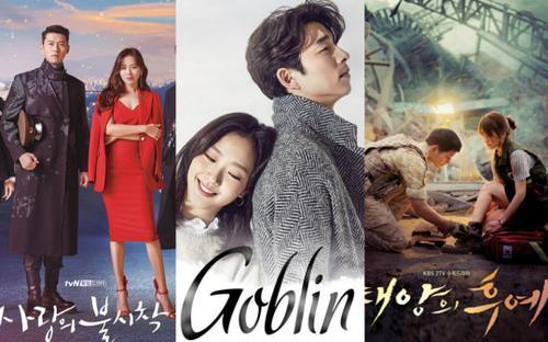 BXH 20 bộ phim truyền hình Hàn Quốc hay nhất mọi thời đại do khán giả bình chọn