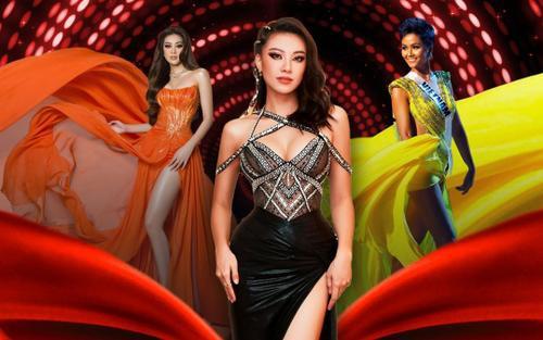 Kim Duyên hé lộ trang phục dạ hội tại Miss Universe: Khác xa với đầm bay xẻ tà của H'Hen Niê - Khánh Vân