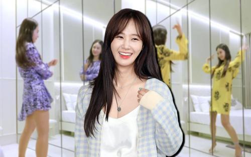 Ai rồi cũng phải dolce thôi: Yuri (SNSD) 'chặt thịt' điệu nghệ, bắt trend Việt cực sang chảnh