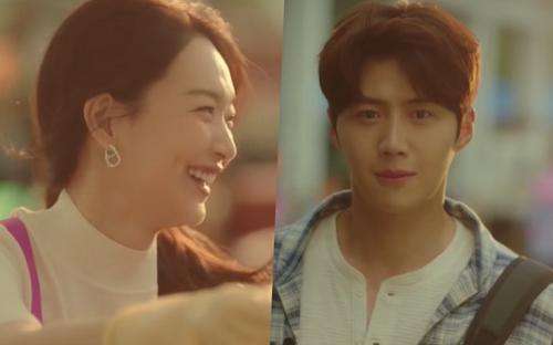 Kim Seon Ho 'yêu' Shin Min Ah ngay từ cái nhìn đầu tiên trong teaser phim 'Hometown ChaChaCha'.